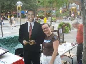 SheSpoke and Barack