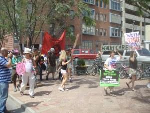 Peace Marchers
