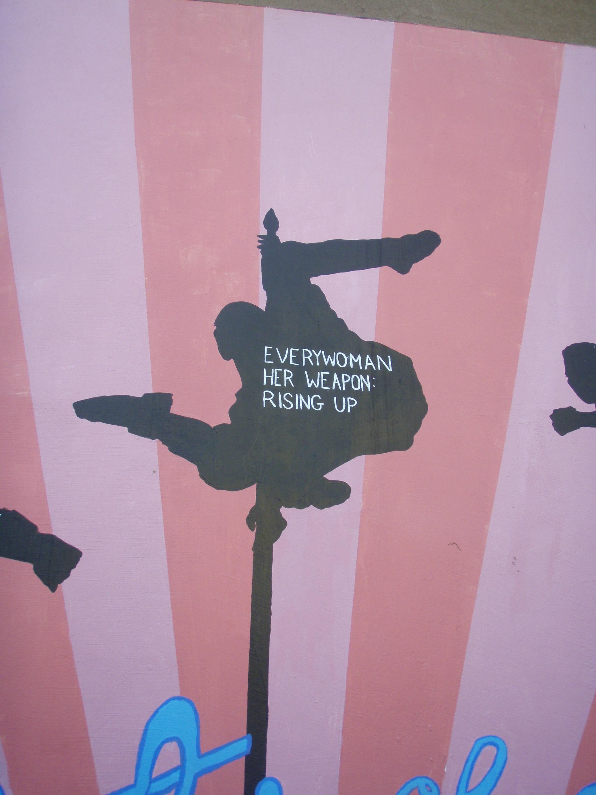 Thus endeth the Mural Photoessay