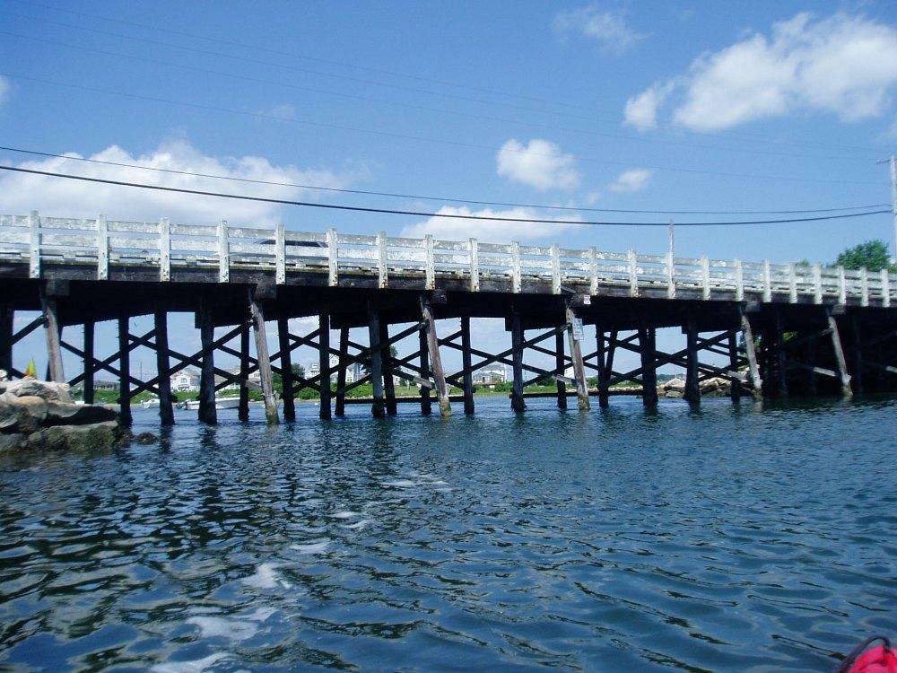Kayaking Point Judith Pond (1/6)
