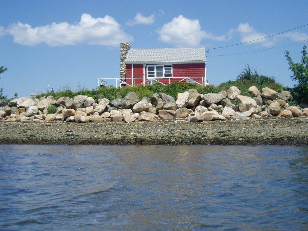 Kayaking Point Judith Pond (4/6)