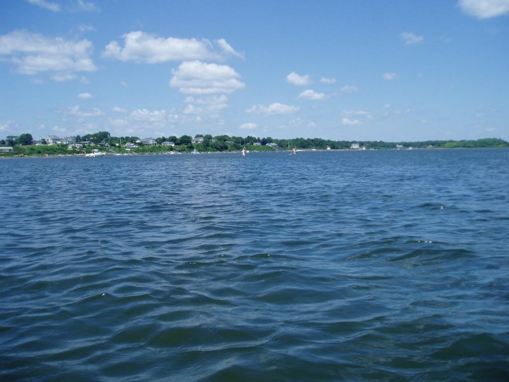 Kayaking Point Judith Pond (3/6)