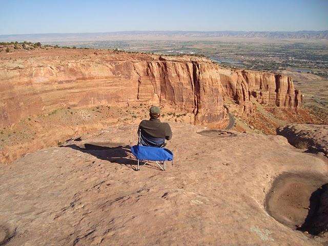 Road Biking Colorado National Monument (2/6)