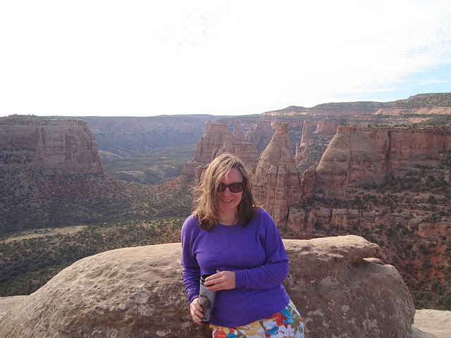 Road Biking Colorado National Monument (5/6)