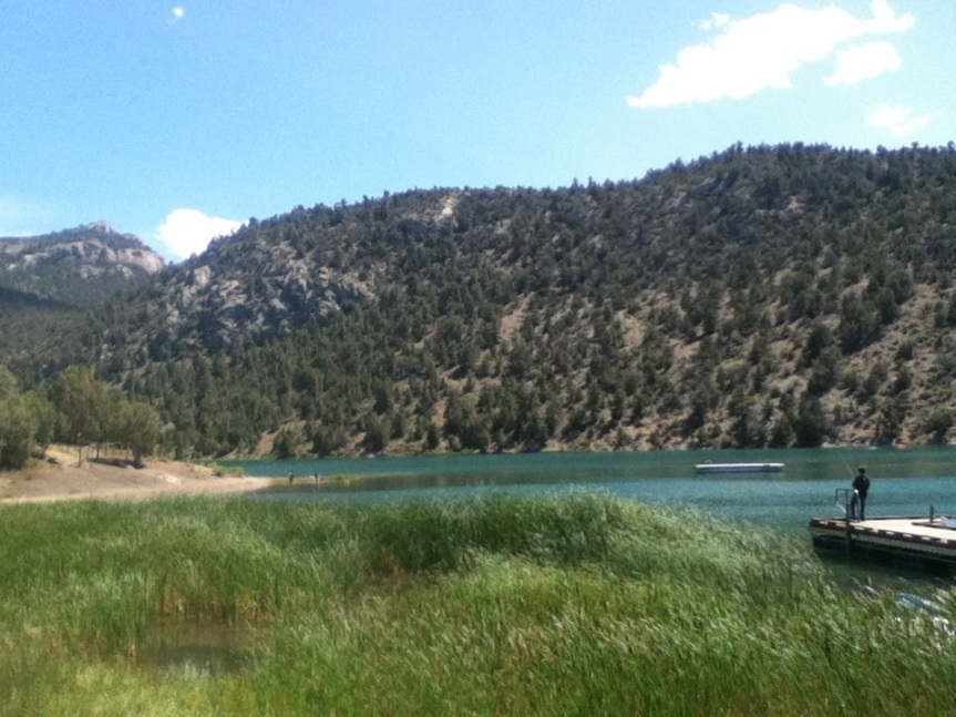 Finding Physical Therapy in Nature,Nevada