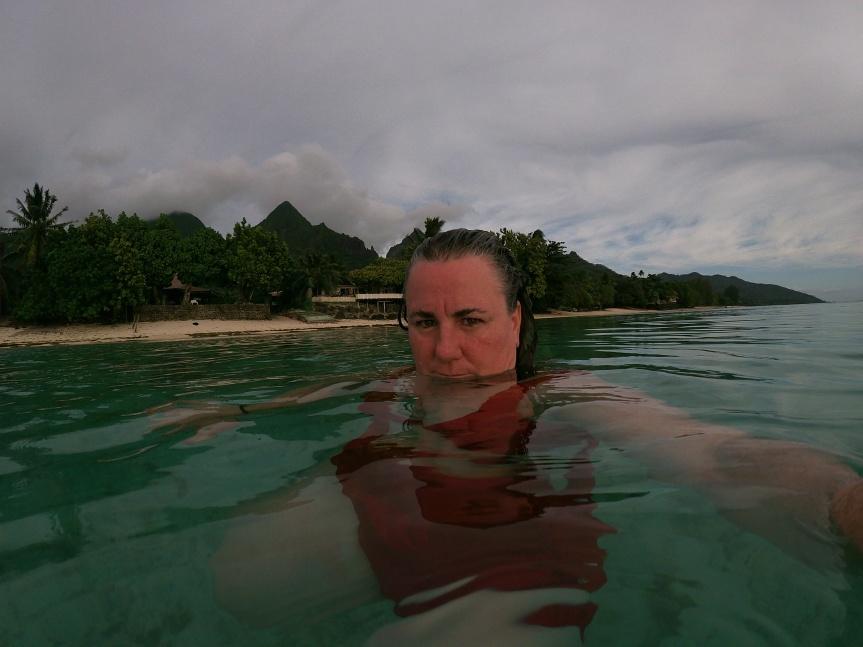 Savoring Tahiti